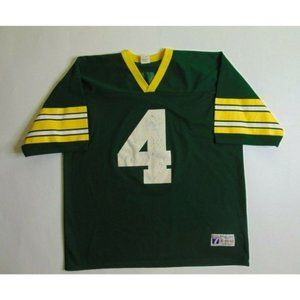 Logo 7 XL Green Bay Packers Jersey Brett Football